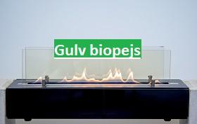 Gulv biopejs