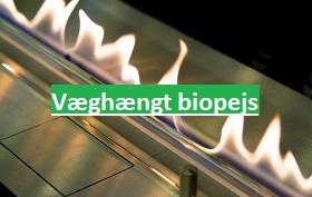 Væghængt biopejs