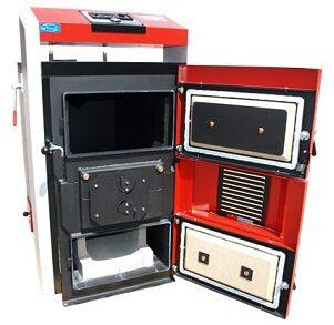 Attack Brændekedel DPX Standard 45 kW