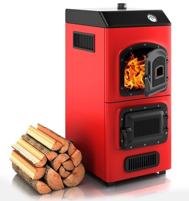 Brændefyr & Brændekedel - fastbrændselskedel
