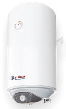 50 L væghængt varmtvandsbeholder