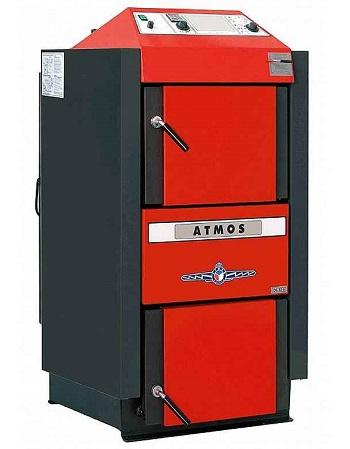 32kW  brændekedel fra Atmos